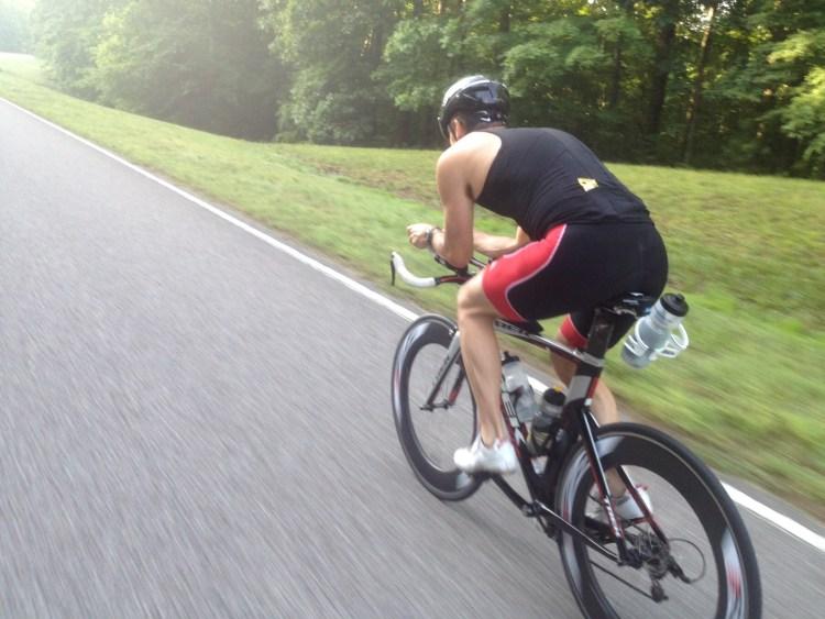 Cycling on Natchez Trace
