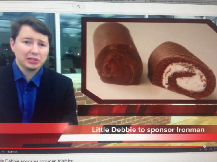 Ironman Little Debbie