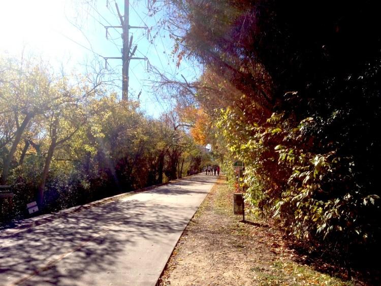 Katy Trail in Dallas