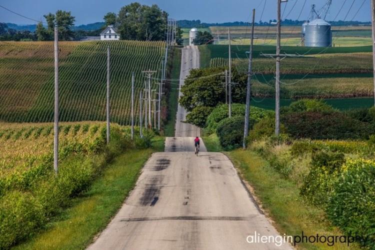 Wisconsin bike roll