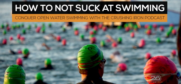 How To Not Suck At Swimming – The Ultimate Guide To Open Water Swimming