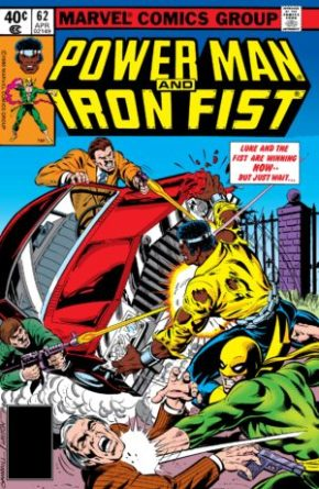Image result for iron fist comic