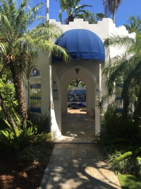 Self-Realization Center in Hollywood