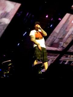 Eminem, Rihanna, Monster Tour, Comerica Park, Detroit, Live Music, Crushing Vinyl