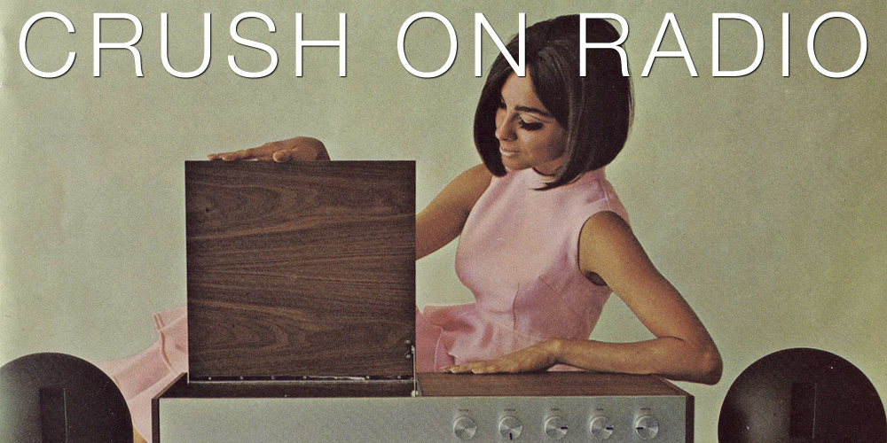 Crush On Radio logo