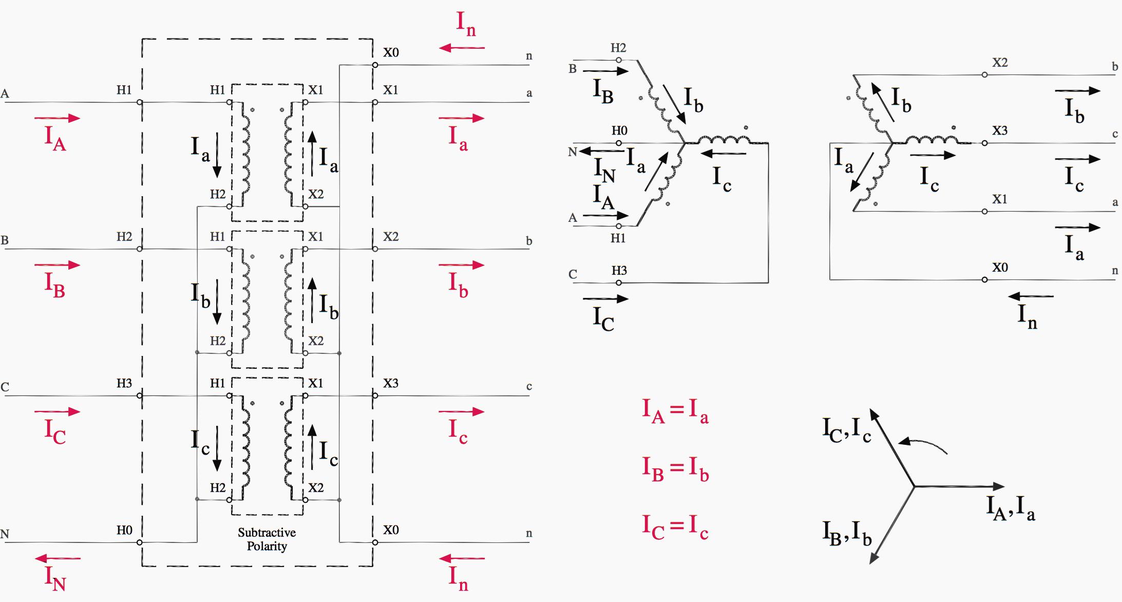 Facil Comprension De Las Conexiones De Transformadores