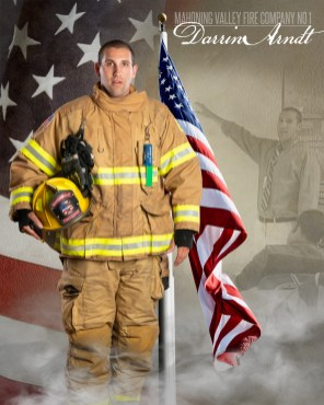 Darrin Arndt of Mahoning Valley Fire Company No 1 Photo by: Cruver Photography (www.cruverphotography.com)