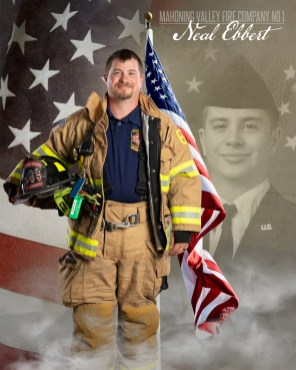 Neal Ebbert of Mahoning Valley Fire Company No 1 Photo by: Cruver Photography (www.cruverphotography.com)