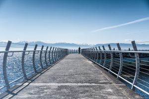 The Breakwater in Victoria, BC