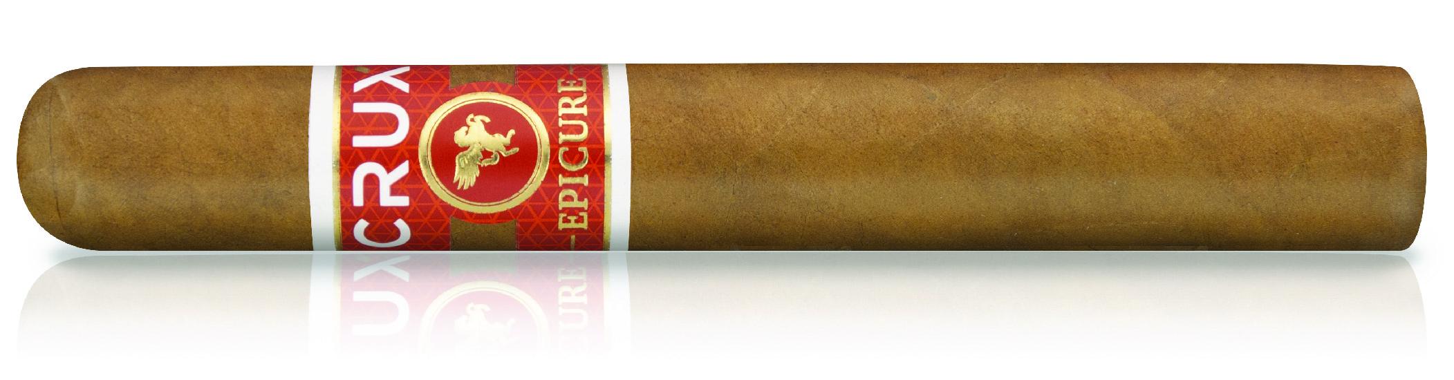 horizontal crux epicure cigar