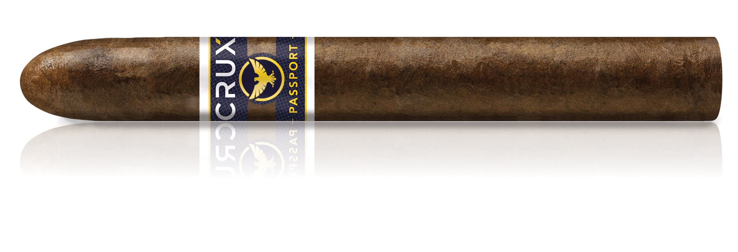 horizontal crux Passport cigar