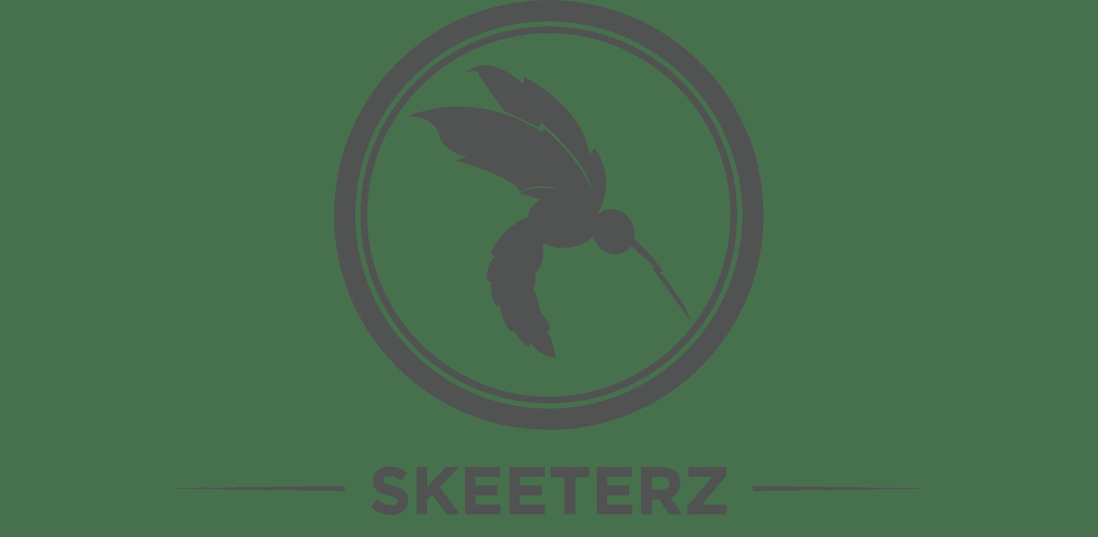 Skeeterz brand logo