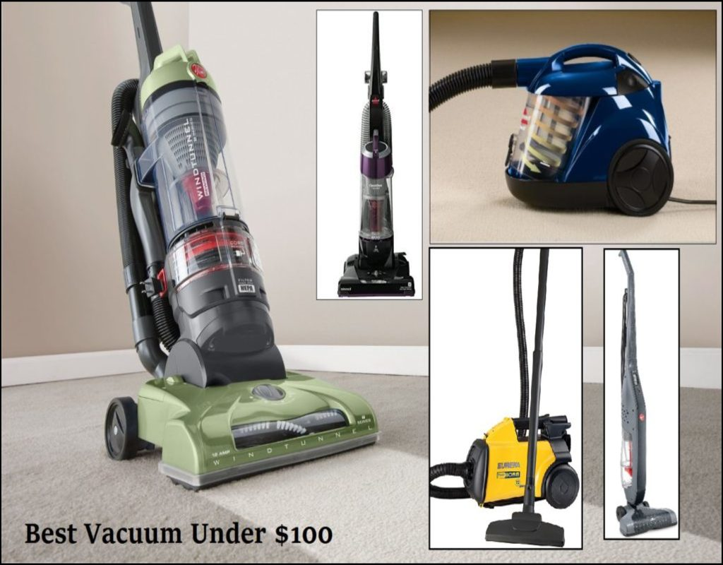 Best Vacuum Cleaner For Carpet Under 100