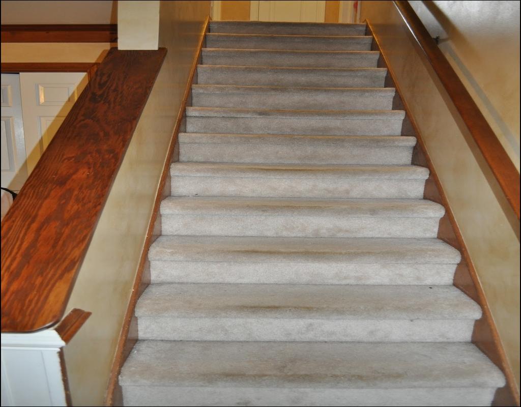 Carpet Bullnose Stair Treads