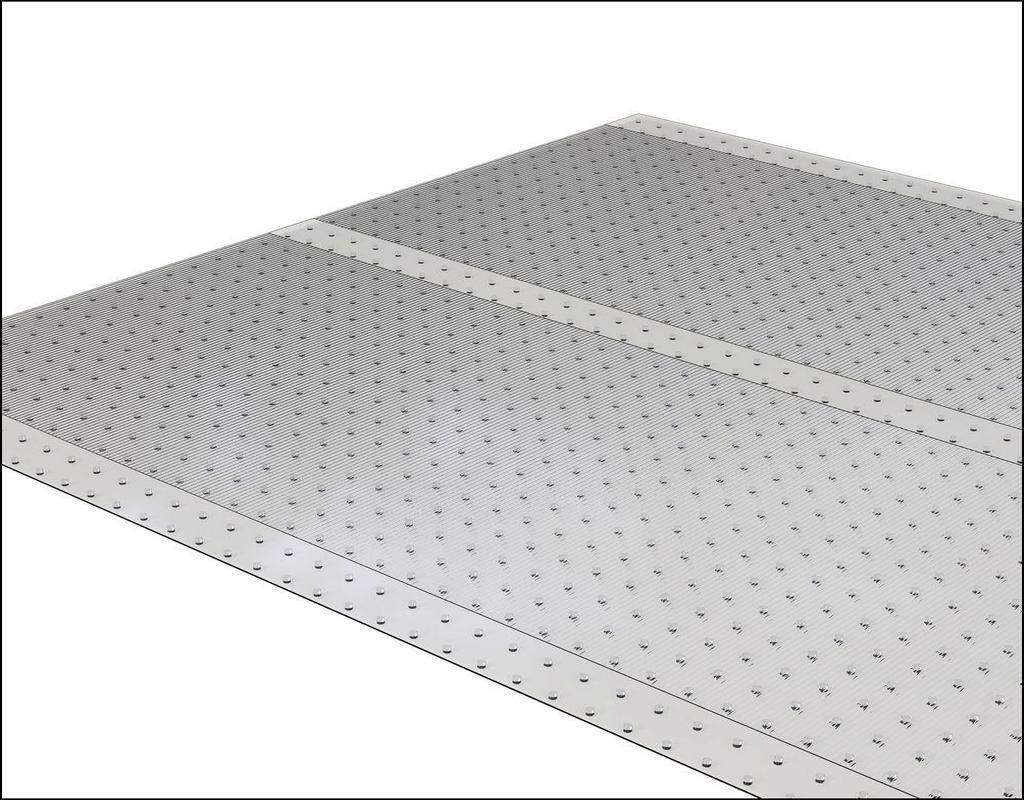 Hard Plastic Carpet Protector