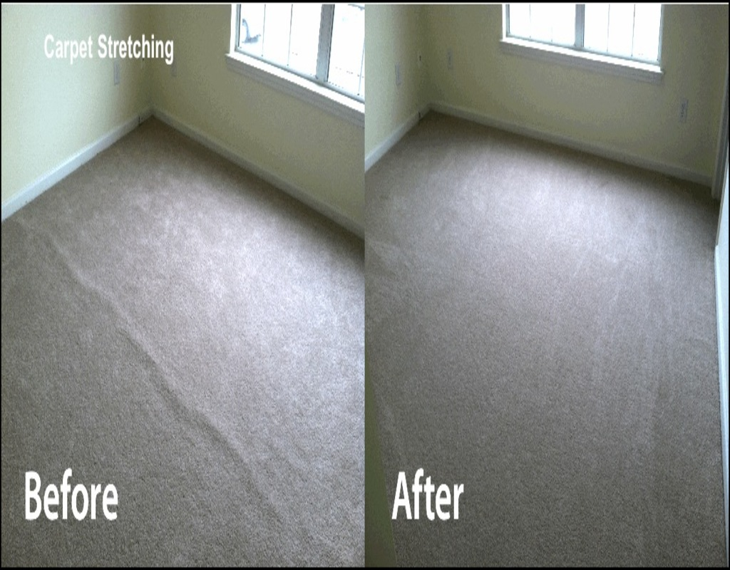How Much Is Carpet Stretching