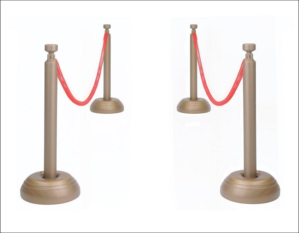 Red Carpet Stanchion Set