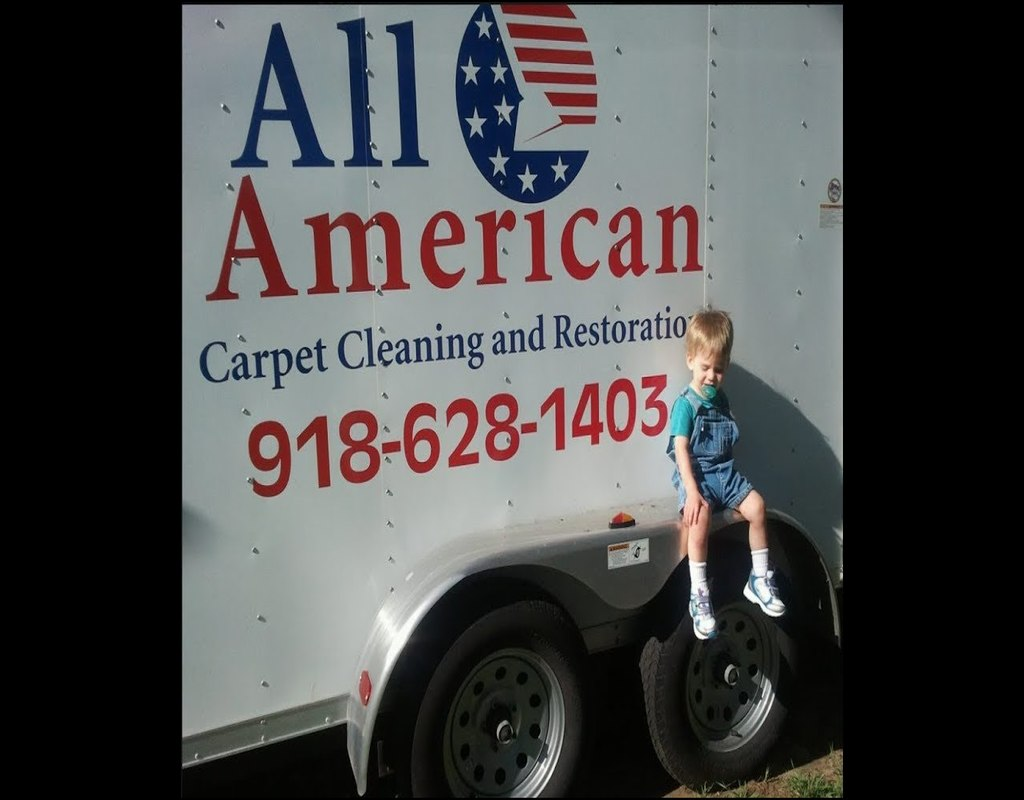 All American Carpet Cleaning Tulsa