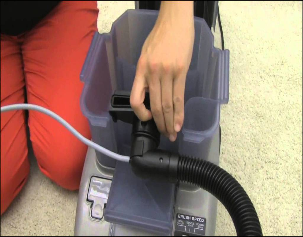 Bissell Carpet Cleaner Upholstery Attachment
