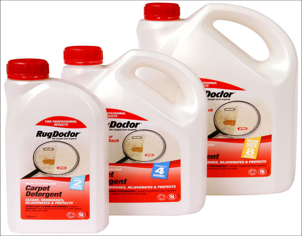 Carpet Cleaning Solution For Rug Doctor
