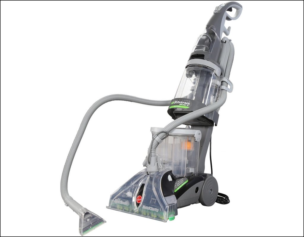 Hoover Steam Vac Dual V Carpet Cleaner