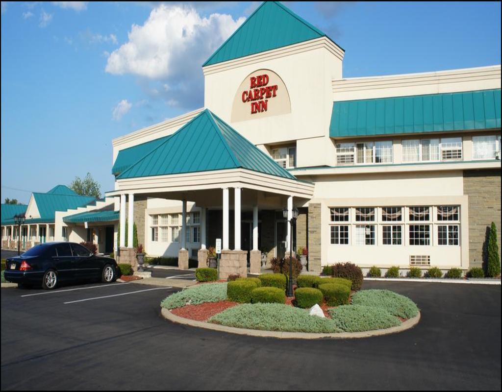 Red Carpet Inn In Albany Ny