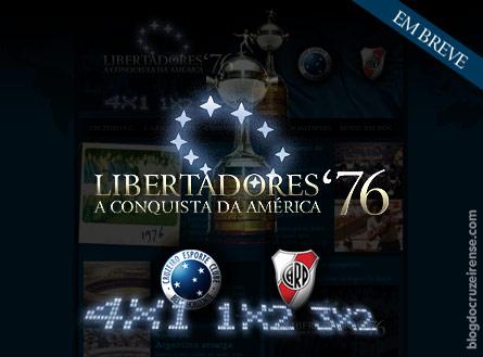 Libertadores ´76: breve noar!