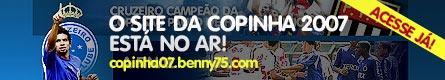 O site da Copinha 2007 está no ar! Acesse já!