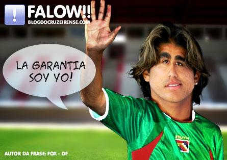 Falow!! - Moreno-gol deixa marca nas Eliminatórias