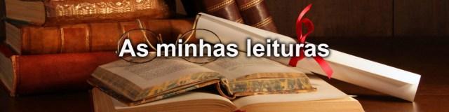 As minhas leituras 1