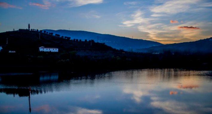 Anoitecer Douro