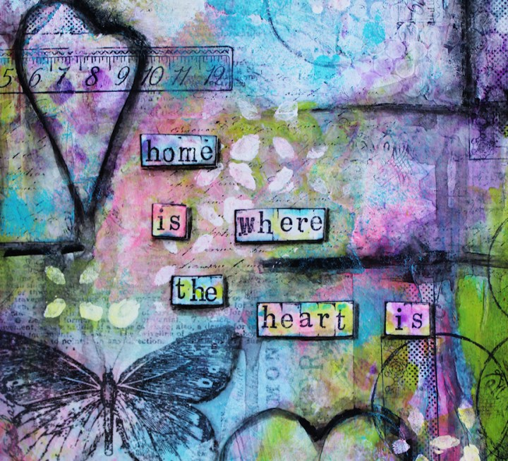 Home is where the heart is jp Tori Beveridge detail 1