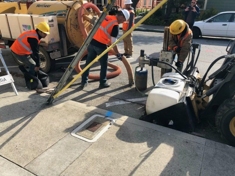 Fiber Construction is Underway