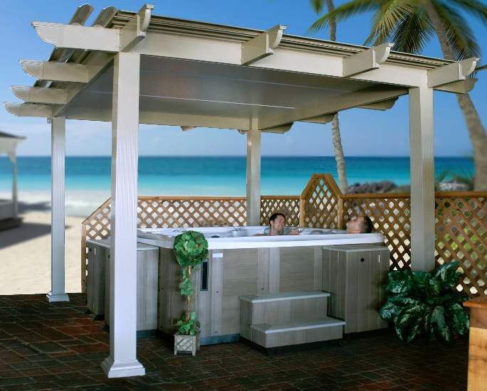 Outdoor Living - Cryer Pools & Spas, Inc. on Outdoor Living Spa  id=20357
