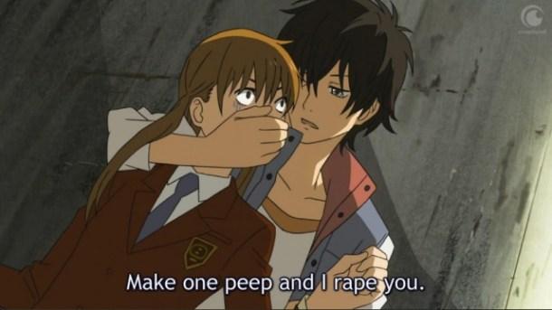 why wont anyone anime rape me