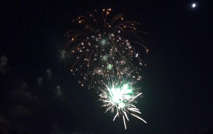 CryoDragon Canada Day 2017 Fireworks