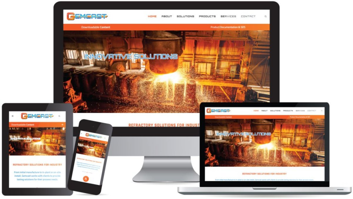 CryoDragon (Kitchener Waterloo Cambridge) Website Design Gemcast
