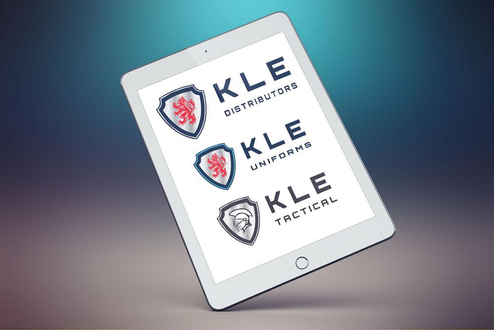 CryoDragon (Kitchener Waterloo Cambridge Logo Design) KLE Distributors