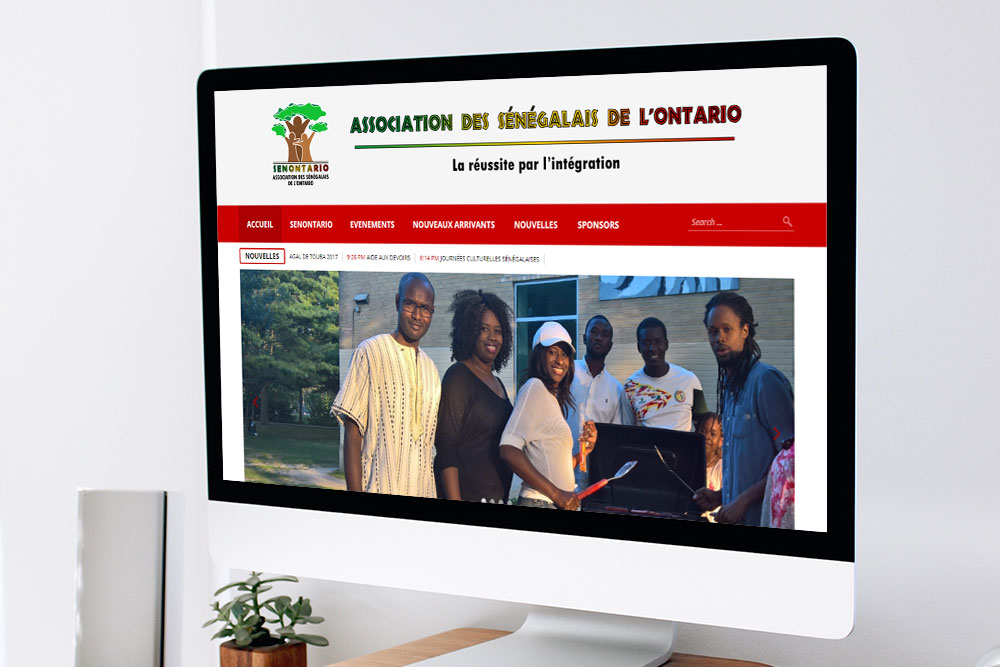 CryoDragon Website Design (Waterloo Kitchener Cambridge) Senontario