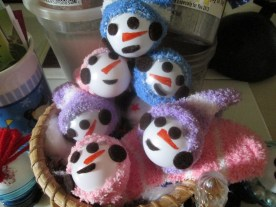 Snowbabies © Cynthia Martz