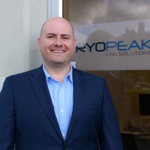 Robert Whitten Director LNG Projects - Cryopeak