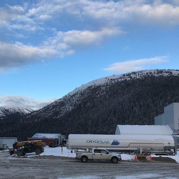 LNG transportation - Cryopeak
