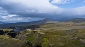 Hiking the Laugavegur. Iceland. June 2011.