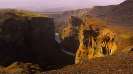 Markarfljót Canyon, Iceland. June 2011.