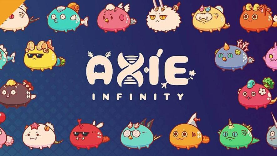 Axie Infinity Token wzrósł o ponad 700% od czerwca | Wiadomości | CrypS.
