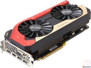 VGA Gainward GeForce® GTX 1070 Ti 8GB Phoenix GS