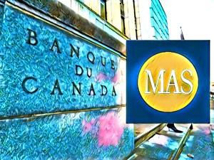 Първата крипто-транзакция между централната банка на Канада и Сингапур бе успешна