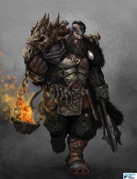 Thramrem Wraithforge