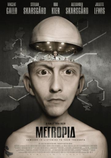 Metropia-poster