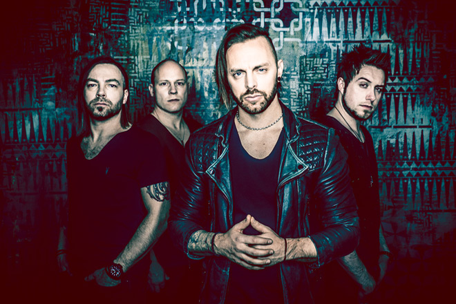 Bullet For My Valentine Gravity Album Review Cryptic